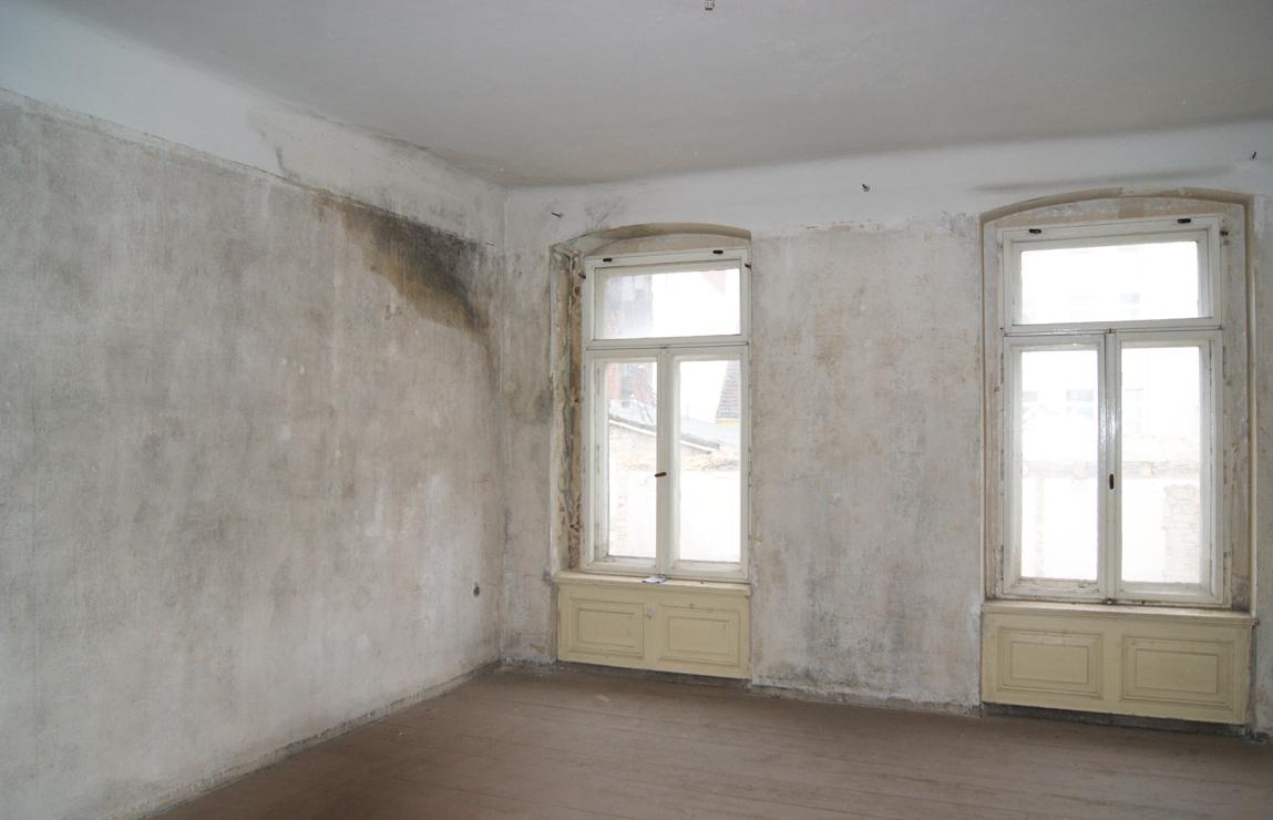 Zustand Räume