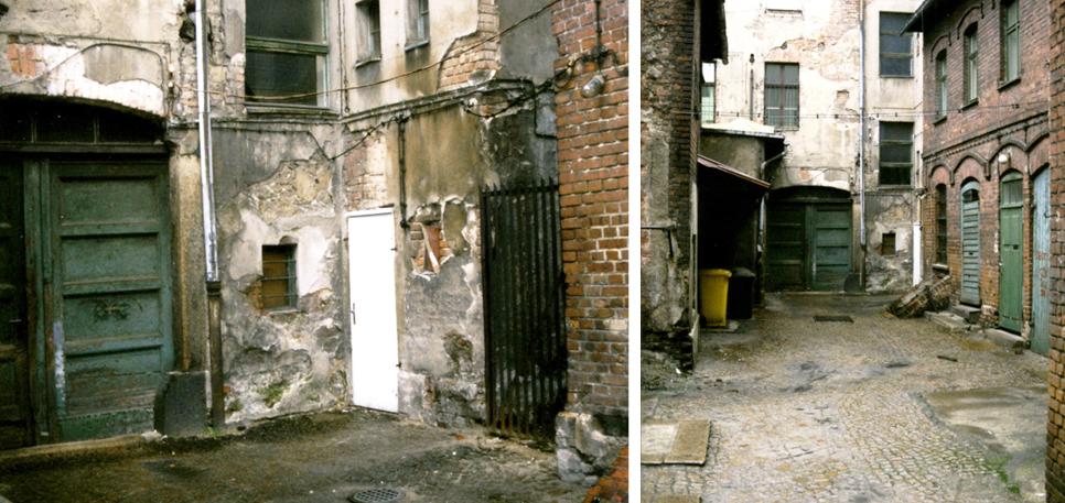Alte Bilder – Demianiplatz 26